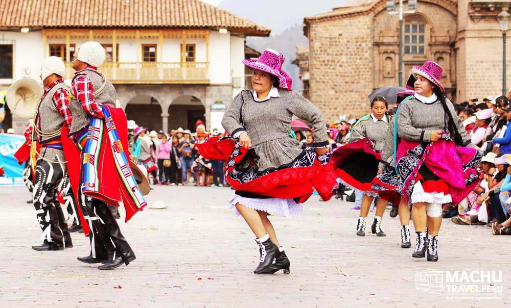 Dance Cholo Qorilazo 2