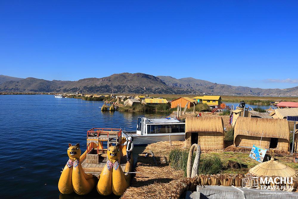 Awe Inspiring Titicaca Lake