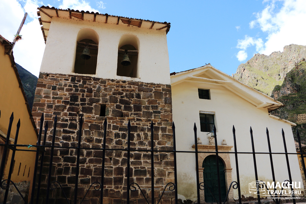 Picturesque Colonial Church