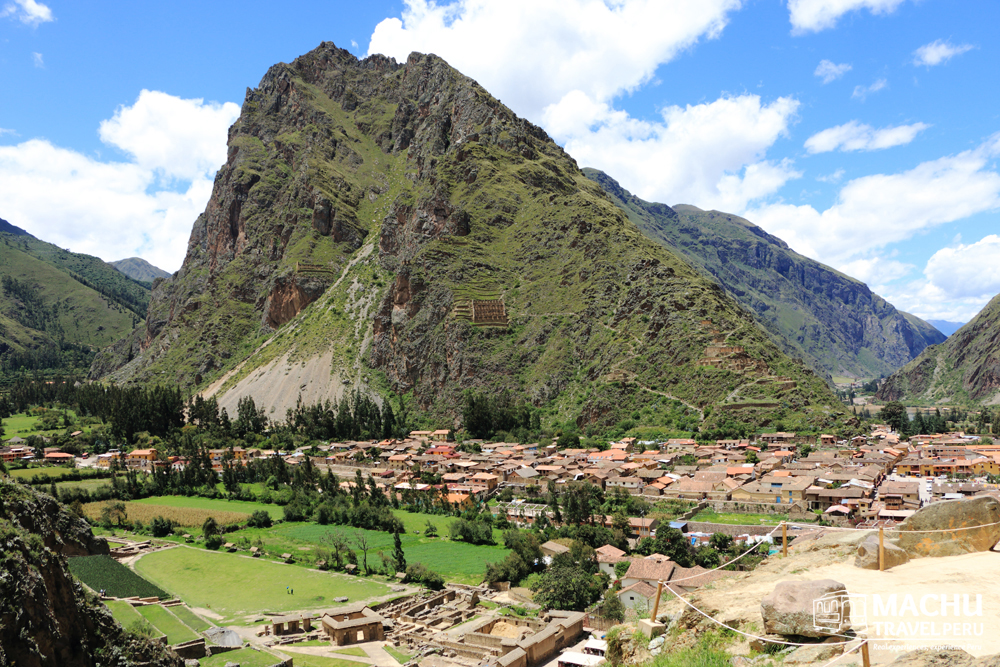The Town of Ollantaytambo