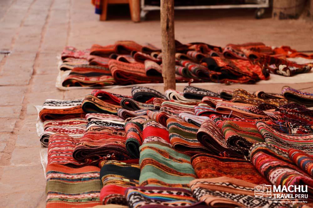 Andean scarfs