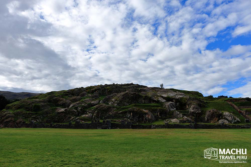 Sacsayhuaman Main Temple