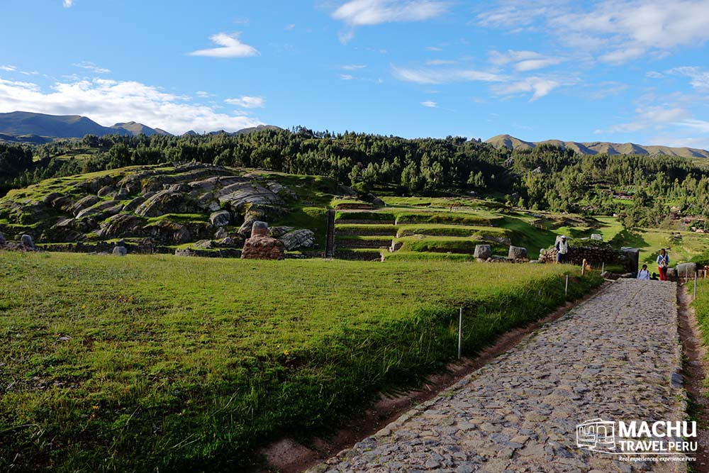 Top Walk Up from Cusco