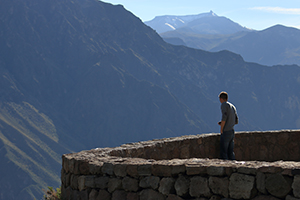 Colca Canyon in Arequipa