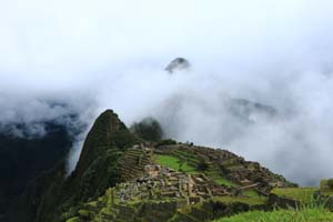 The Sacred Incan Citadel of Machu Picchu