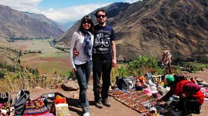 At Ollantaytambo Villages