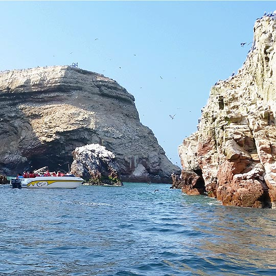 paracas peru tours with machu travel peru