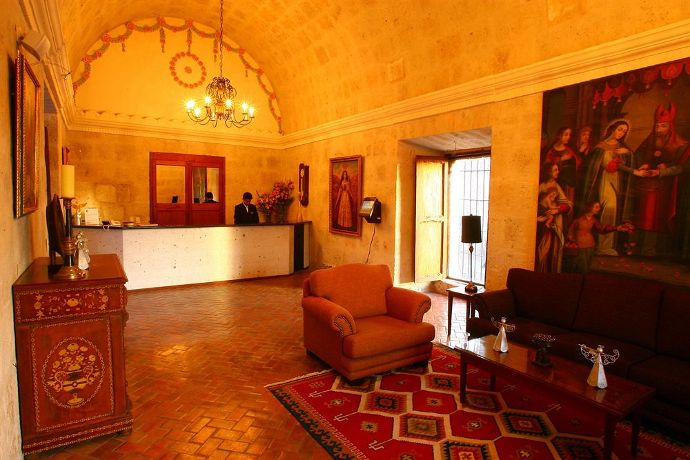 Casa andina private collection arequipa machu travel peru for Hotel casa andina arequipa