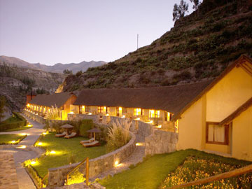 colca lodge spa hot springs