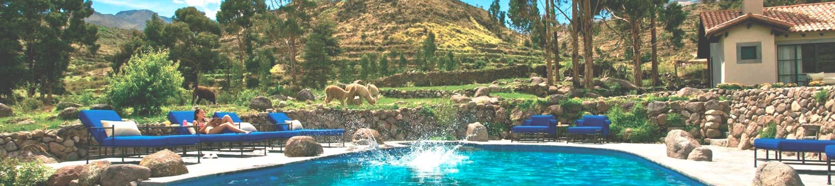 Best Colca Canyon Hotels
