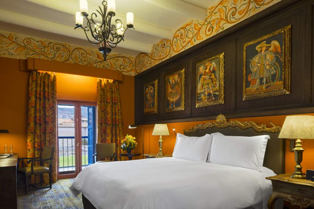 Palacio del inka hotel cusco machu travel peru for Hotel luxury cusco