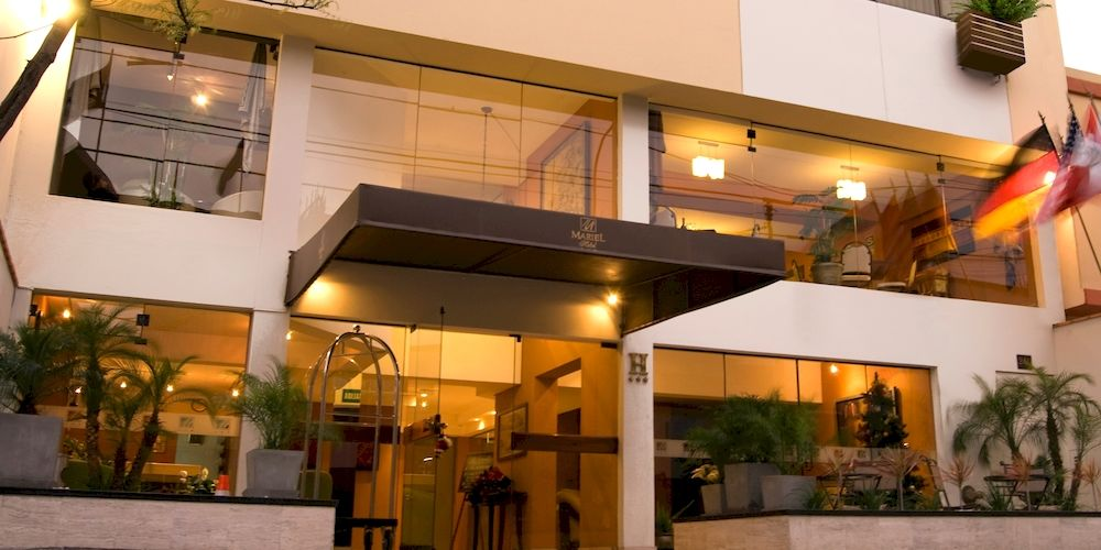 Mariel Hotel Lima Hotels In Lima Machu Travel Peru