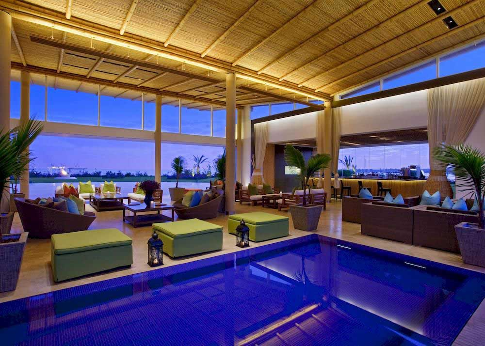 Hotel paracas luxury collection machu travel peru for Luxury collection paracas