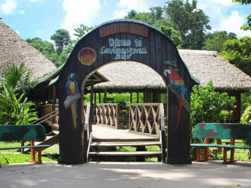 eco amazonia lodge