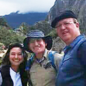 jose rivera in a tour with machu travel peru
