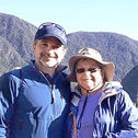 andrew bergman in a machu picchu tour with machu travel peru