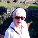 margaret murtagh with machu travel peru