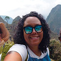 katherine williams with machu travel peru