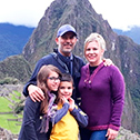 enrique estrada with machu travel peru