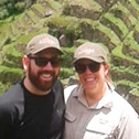 penelope bussmann with machu travel peru