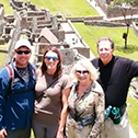 shannon schiltz with machu travel peru