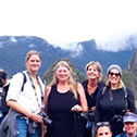 britany smith with machu travel peru