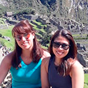 lalique lacson with machu travel peru