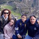 tod stphens in a tour with machu travel peru
