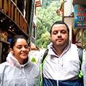 javier garcia with machu travel peru