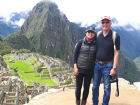 machu travel peru covered every detail to ensure comfort
