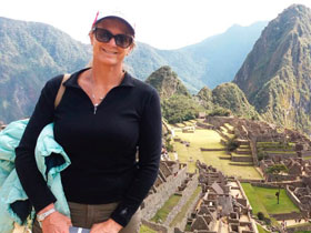 my time in machu picchu was fantastic