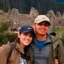 nancy ruiz with machu travel peru