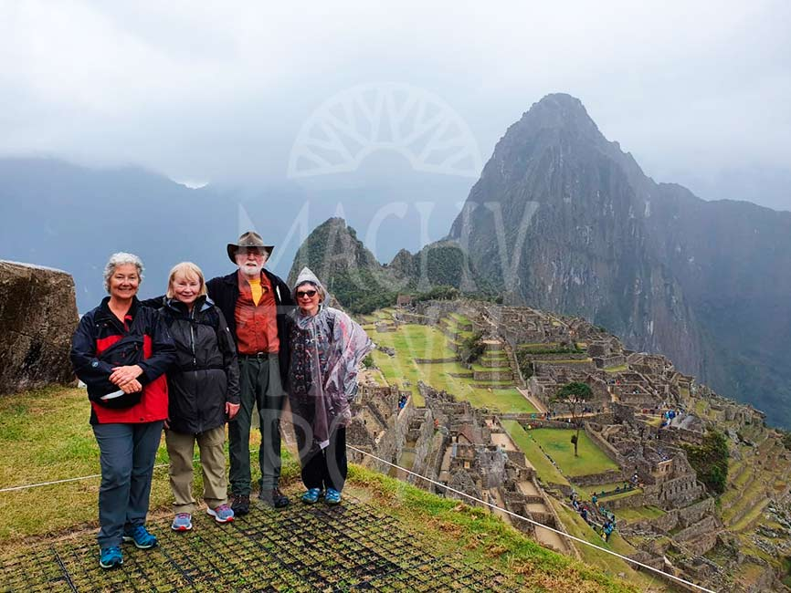 really good time with machu travel peru
