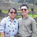 kelvin koh with machu travel peru