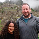 linda dieleman with machu travel peru