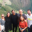 pavel ramirez with machu travel peru