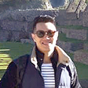 derek seow in a tour with machu travel peru