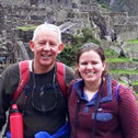 neil campbell in a tour with machu travel peru