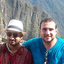 jabor althani with machu travel peru