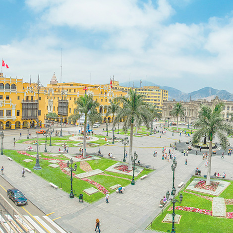 Lima, Arequipa, Puno, Cusco and Sacred Valley